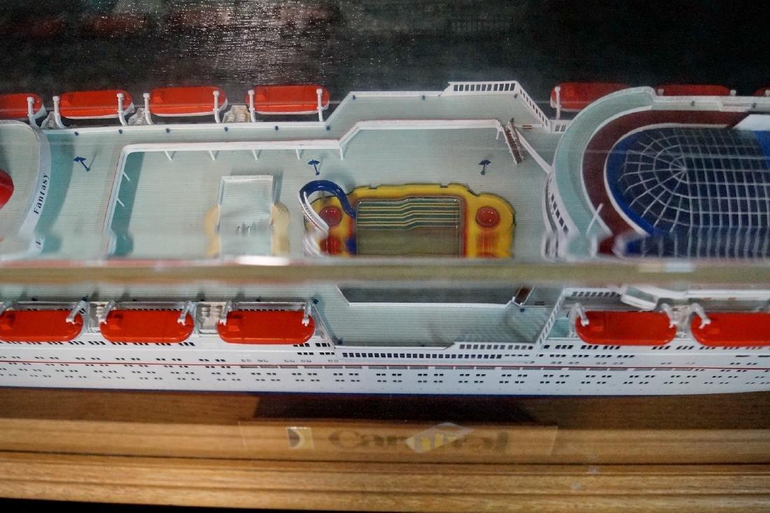 CARNIVAL FANTASY SHIP IN CASE - 3