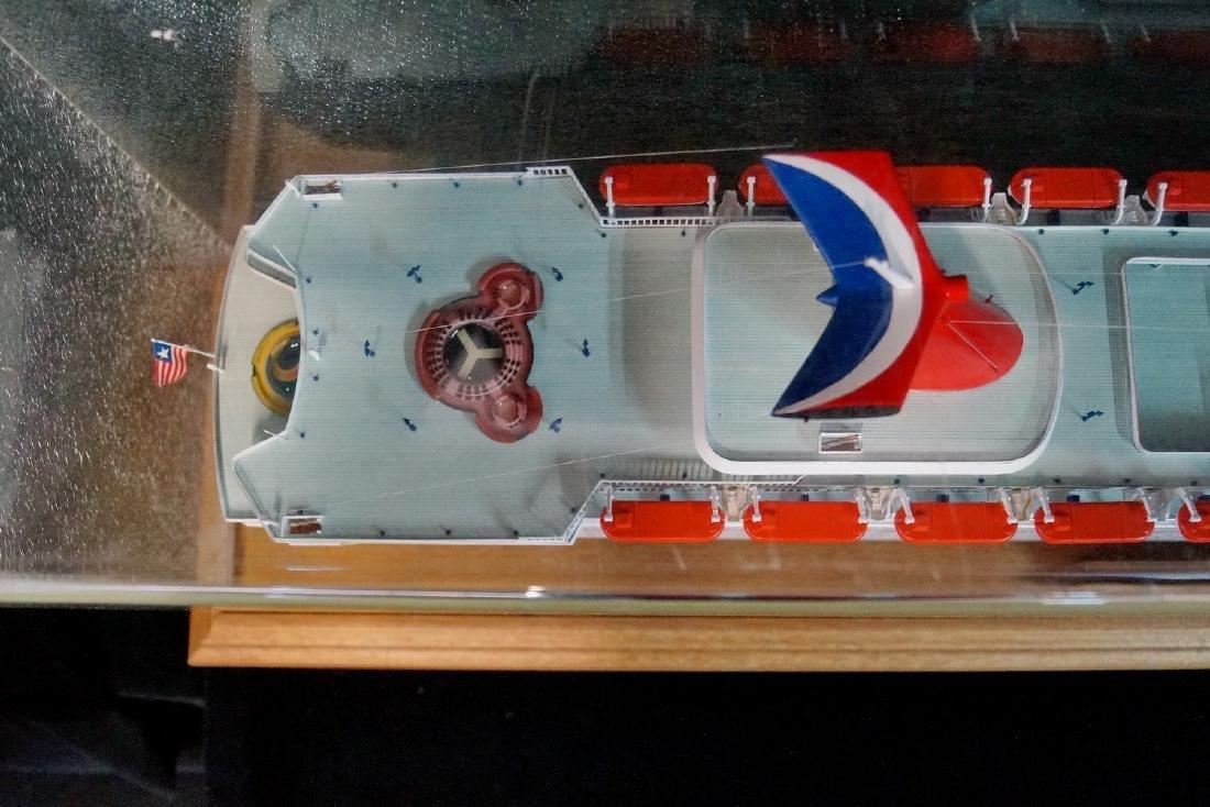 CARNIVAL FANTASY SHIP IN CASE - 4