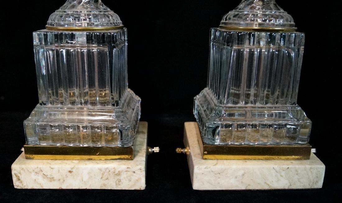 PR. BACCARAT STYLE LAMPS - 3