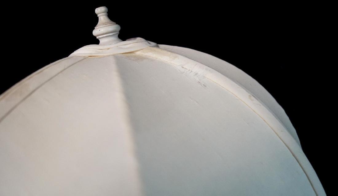 BLANC DE CHINE QUAN YIN LAMP - 7