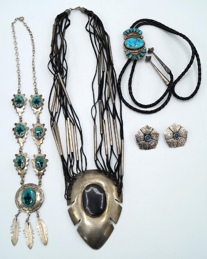 COLLECTION STERLING SOUTHWEST JEWELRY