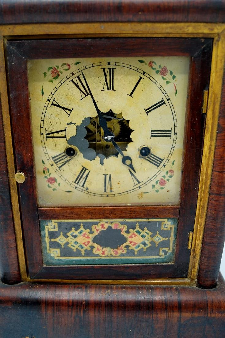 ANTIQUE CLOCK - 2