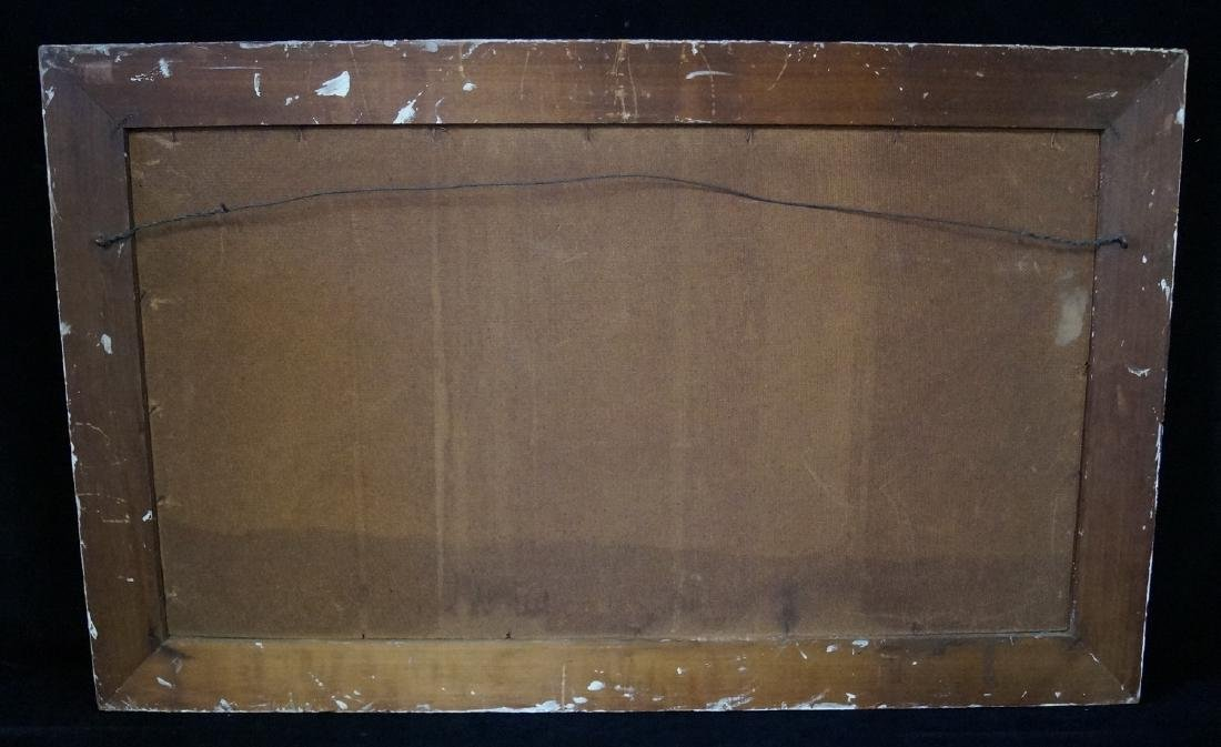 "RAOUL DUFY SGN. LITHOGRAPH ""SAILBOATS"" 1938 - 7"
