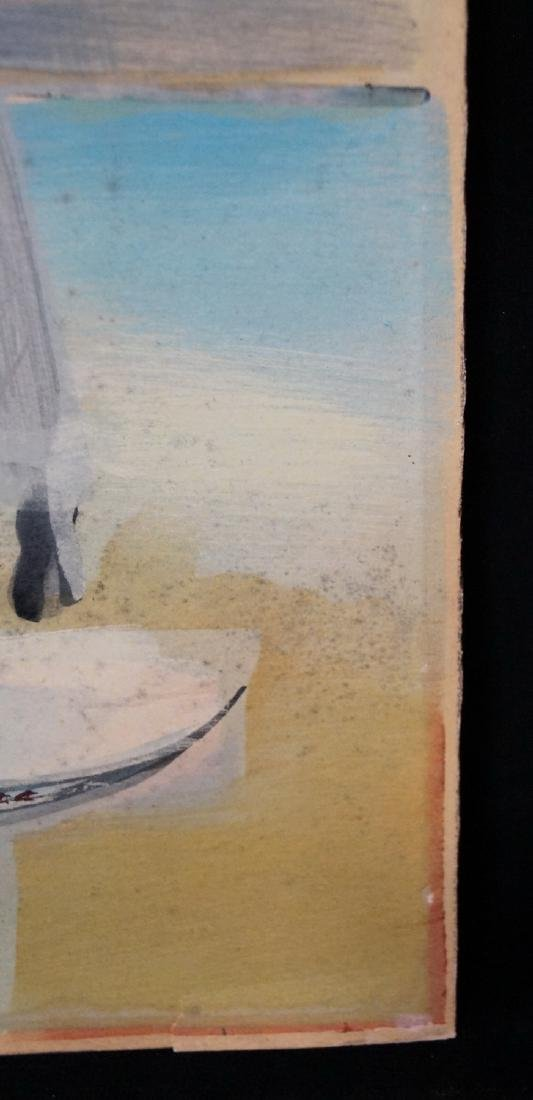 "RAOUL DUFY SGN. LITHOGRAPH ""SAILBOATS"" 1938 - 8"