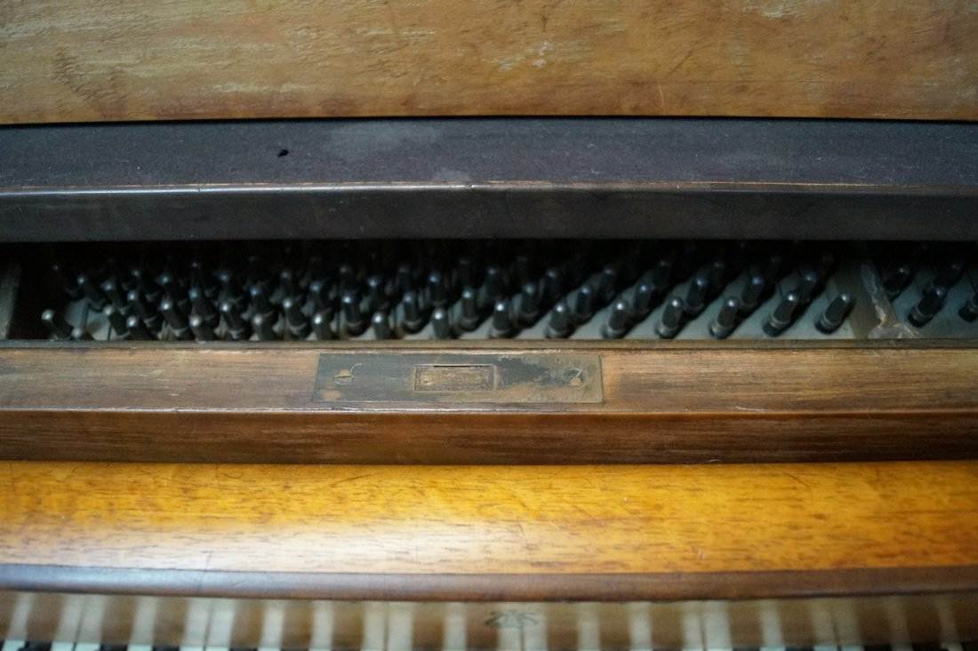 STEINWAY & SONS GRAND PIANO MODEL M - 5
