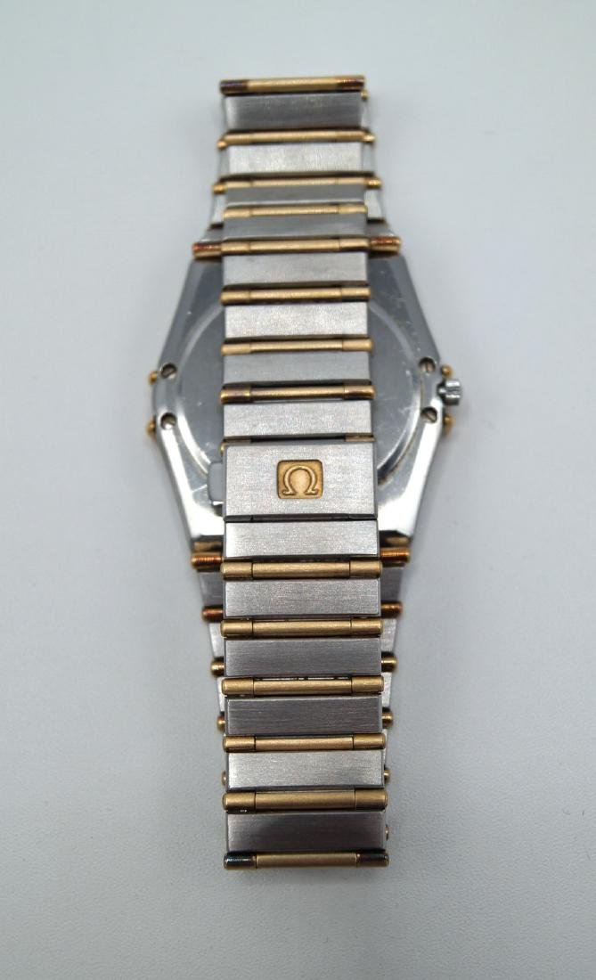 OMEGA CONSTELLATION 2 TONE WATCH - 2