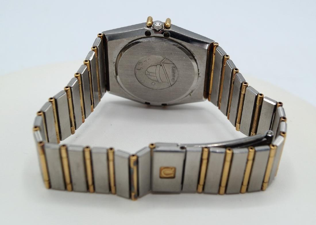 OMEGA CONSTELLATION 2 TONE WATCH - 3