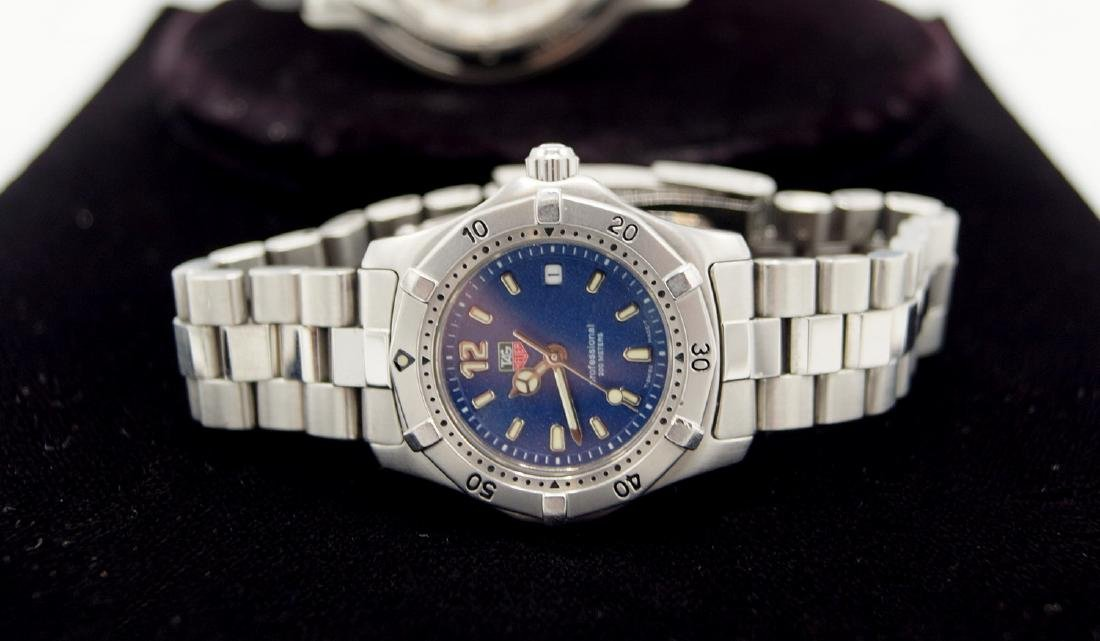 2 TAG HEUER WATCHES HIS & HERS - 3
