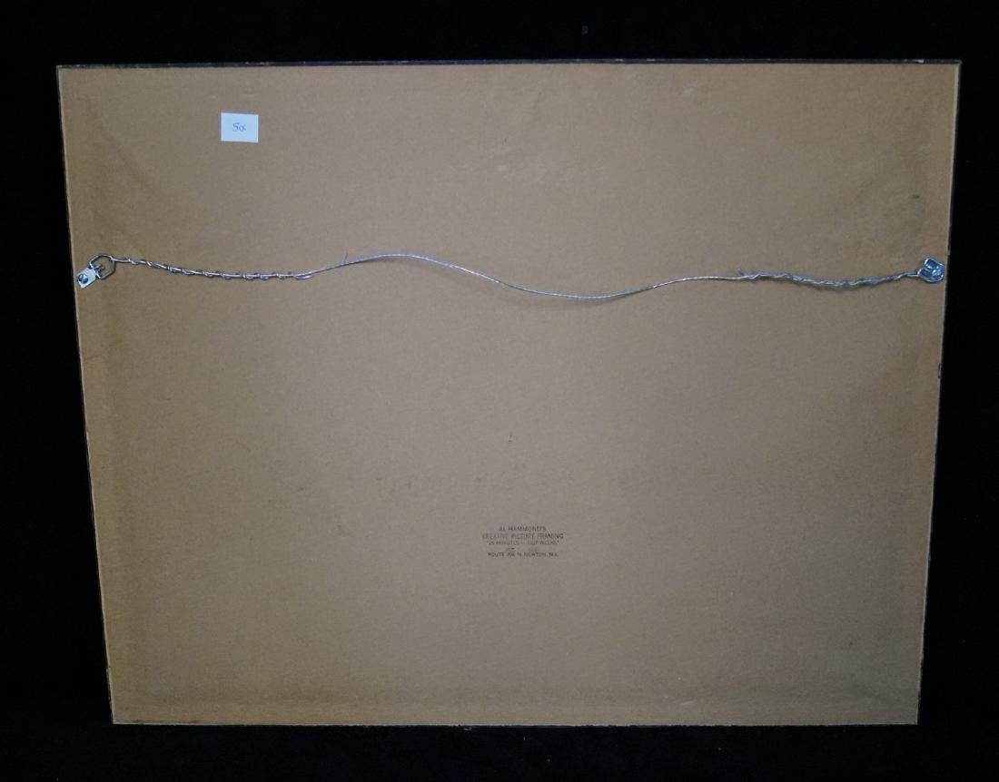 "A.F. BELLOWS ETCHING ""PASTORAL LANDSCAPE"" - 6"