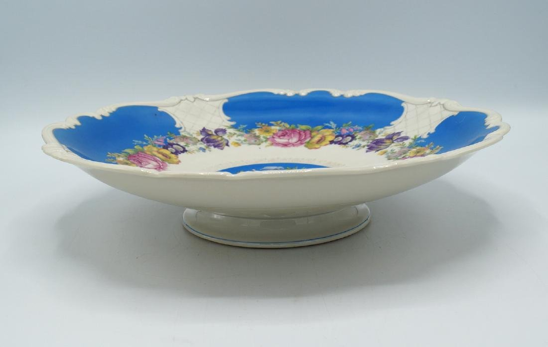 ROSENTHAL FOOTED BOWL - 2