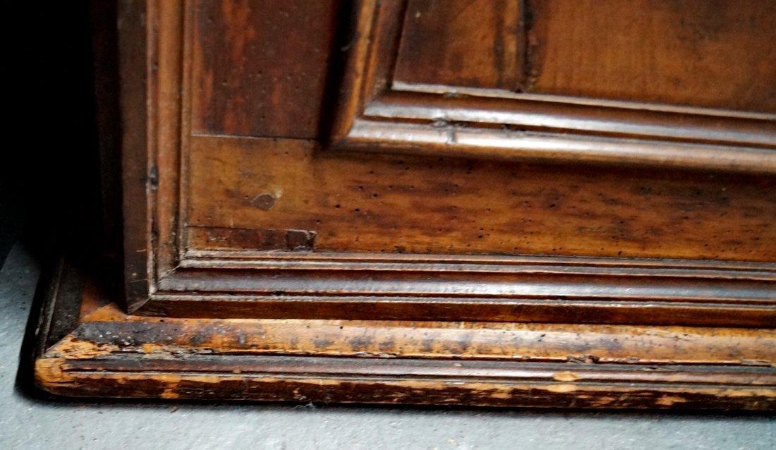 2 DOOR RAISED PANEL CABINET - 8