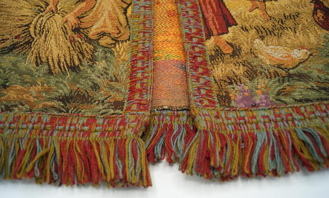CHILDS MACHINE MADE TAPESTRY VEST - 2