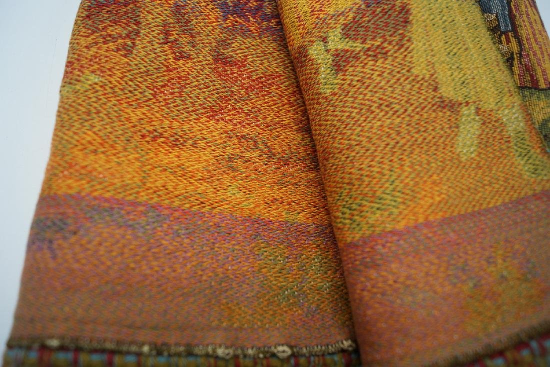 CHILDS MACHINE MADE TAPESTRY VEST - 5