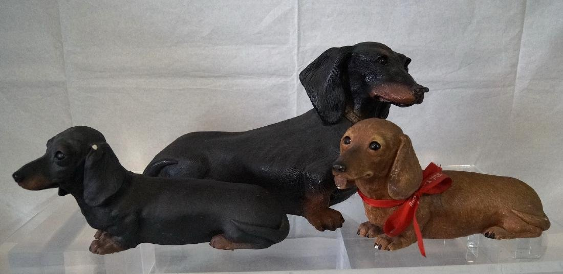 GROUP 3 COMPOSITION DACHSHUNDS