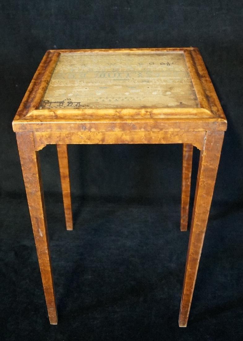 """""""SAMPLER"""" TABLE"""