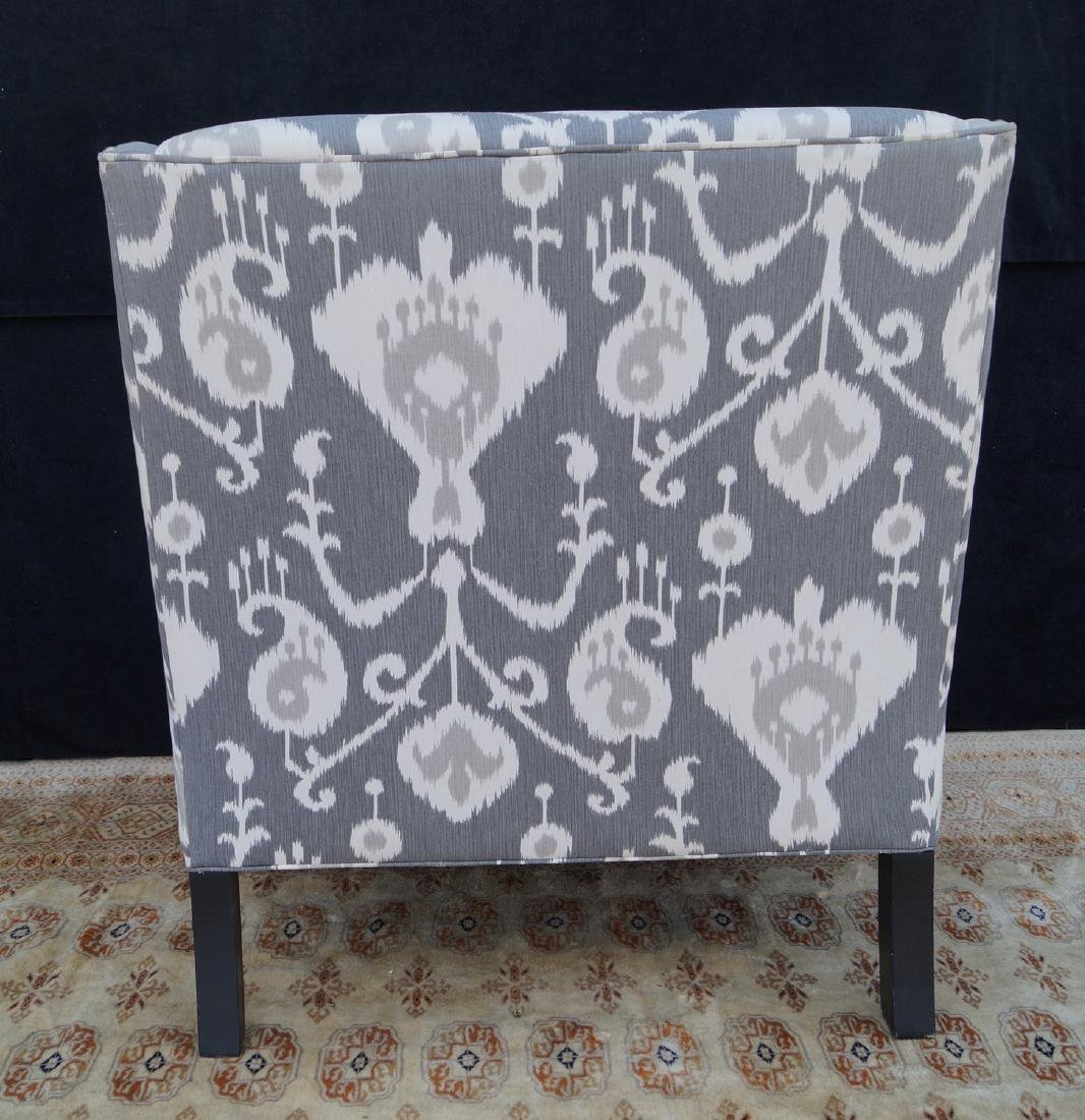 CONTEMPORARY WING CHAIR - 4