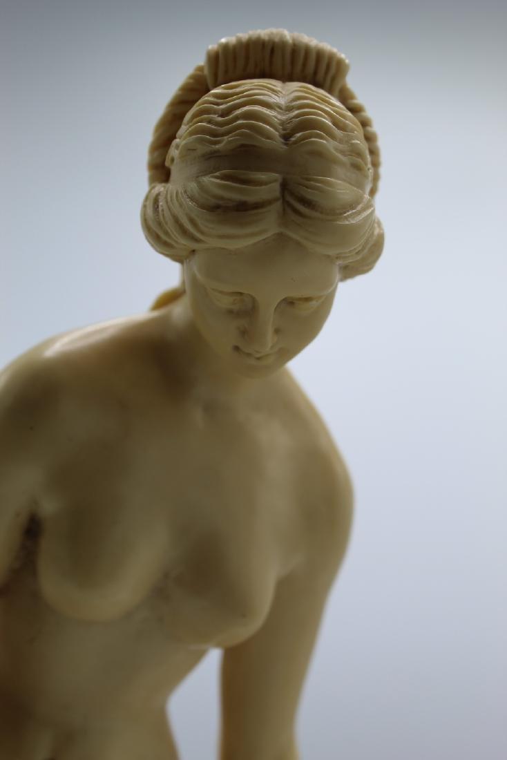 COMPOSITION NUDE FEMALE FIGURE & PR. NUDE METAL - 6