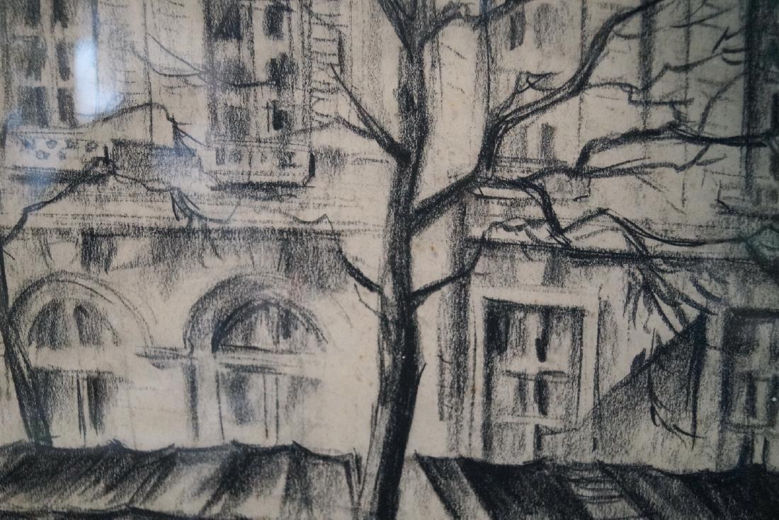 "PR. LAFITTE LITHOGRAPHS ""PARISIAN STREET SCENES"" - 3"