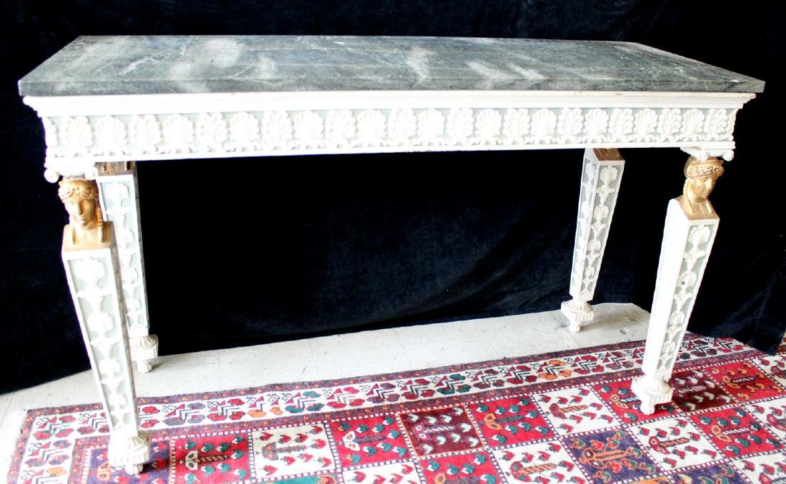 FRENCH CONSOLE TABLE - 2