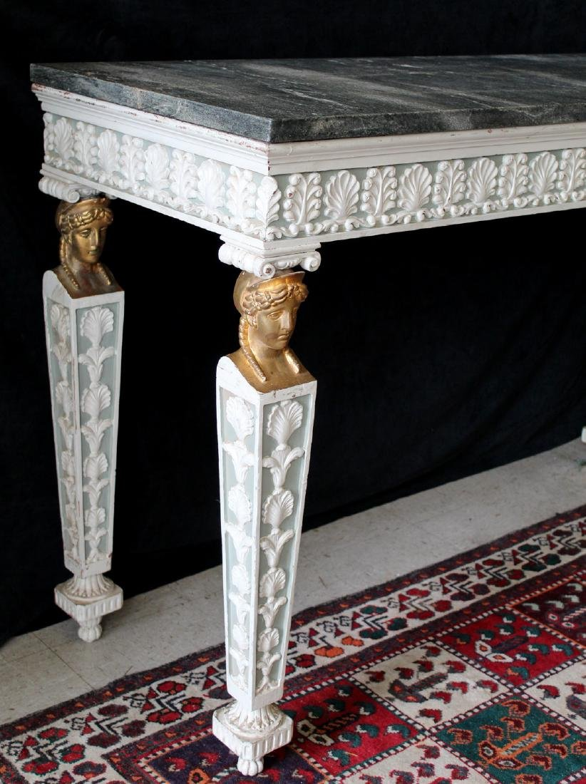 FRENCH CONSOLE TABLE - 5