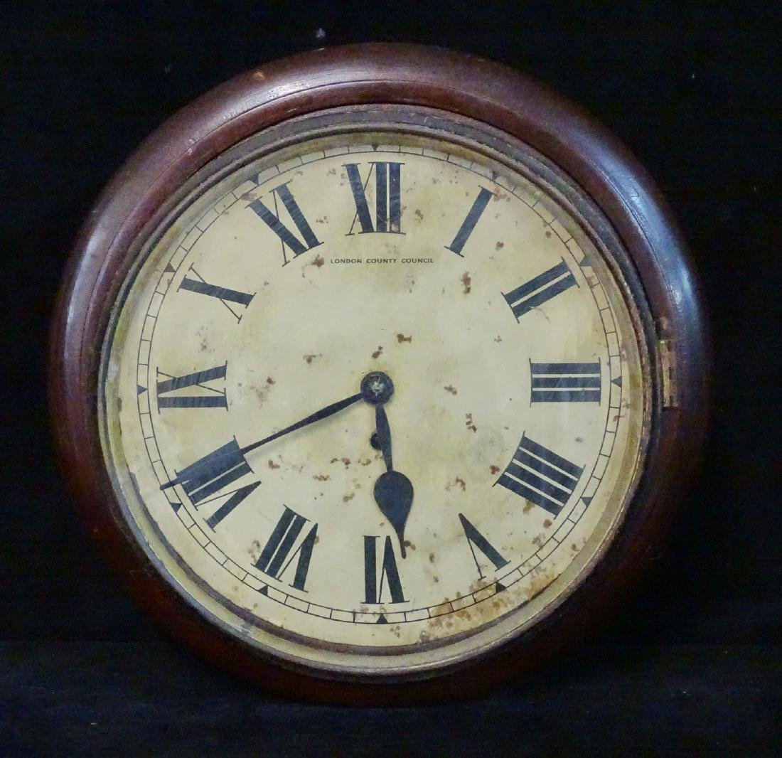 2 19TH C. LONDON & BOLTON GALLEY CLOCKS - 2