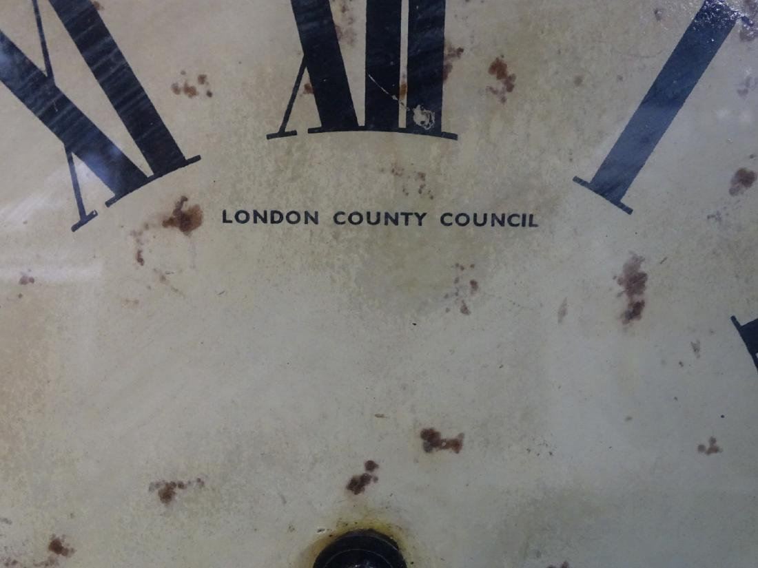 2 19TH C. LONDON & BOLTON GALLEY CLOCKS - 3