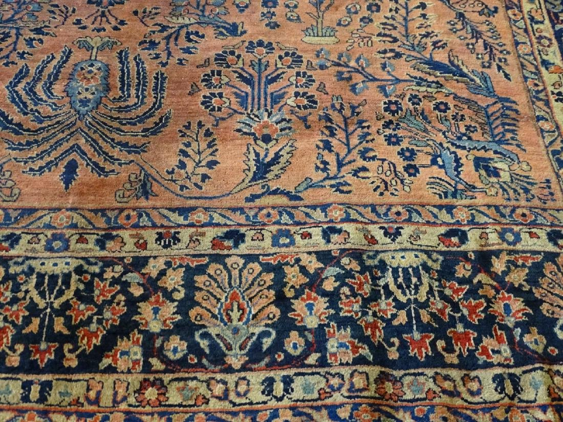 ANTIQUE SAROUK RUG C. 1920 - 2