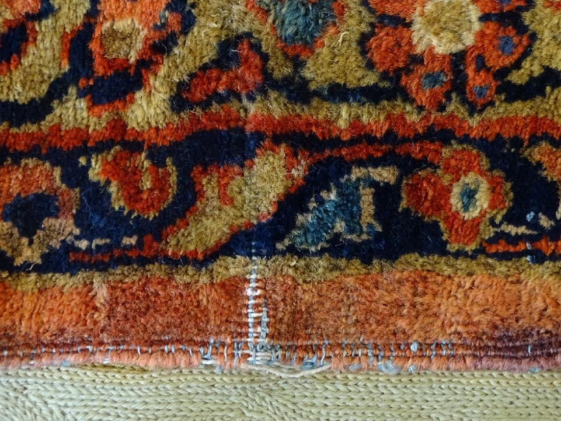 ANTIQUE SAROUK RUG C. 1920 - 5