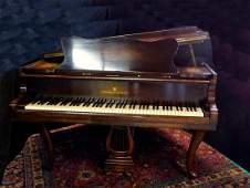 """STEINWAY MODEL """"S"""" GRAND PIANO 1936"""