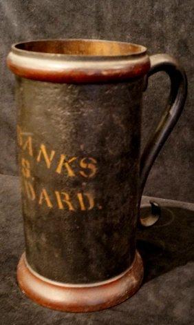Cast Iron Tankard Fairbanks Us Standard