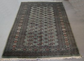 Bokhara Throw Rug