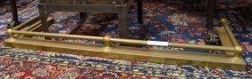 Brass Tubular Fire Fender