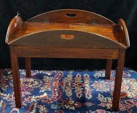 Butler Tray Top Table