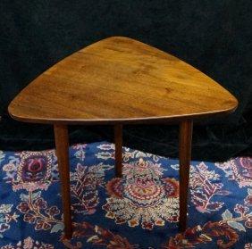 Jens Risom Triangular Table