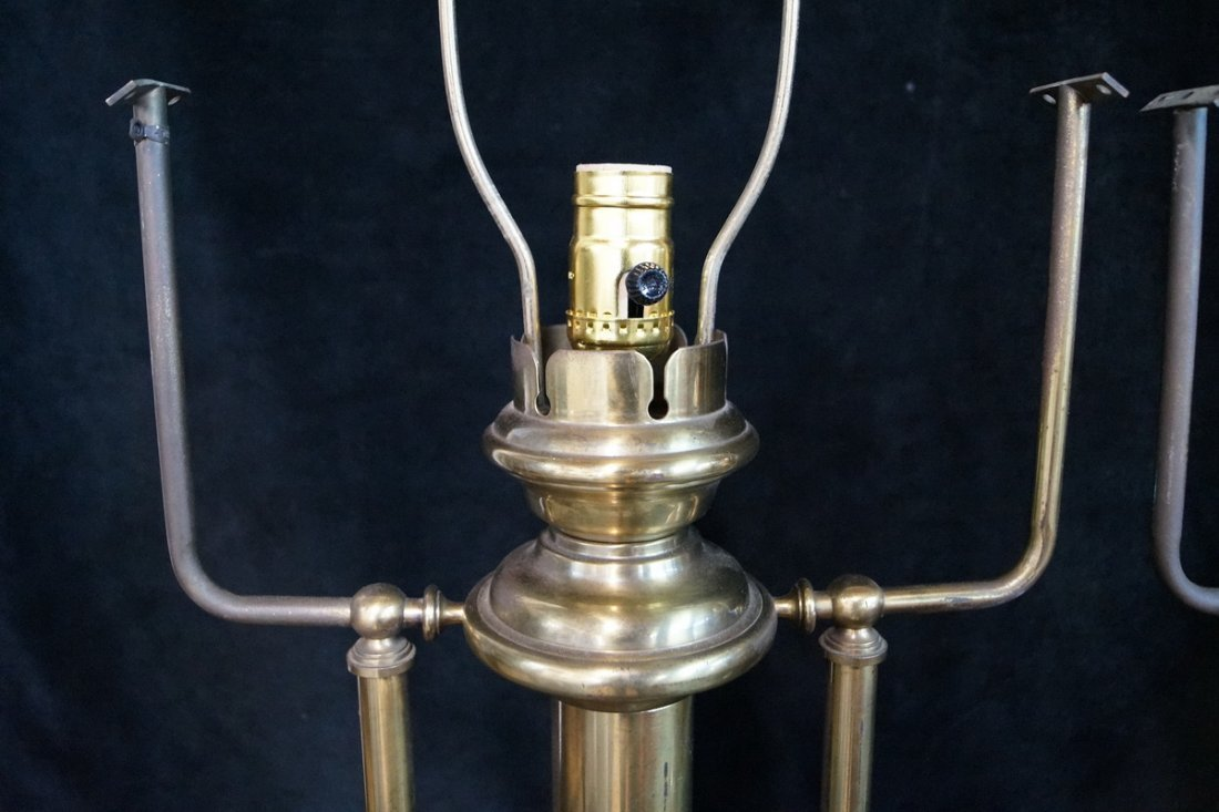 PR. BRASS & COPPER LAMPS - 2