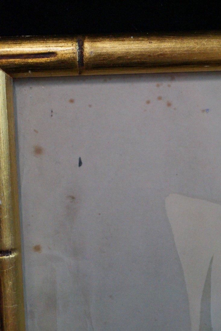 """ART NOUVEAU POSTER """"VIENT DE PARAITRE BERANGER GUIMARD"""" - 4"""