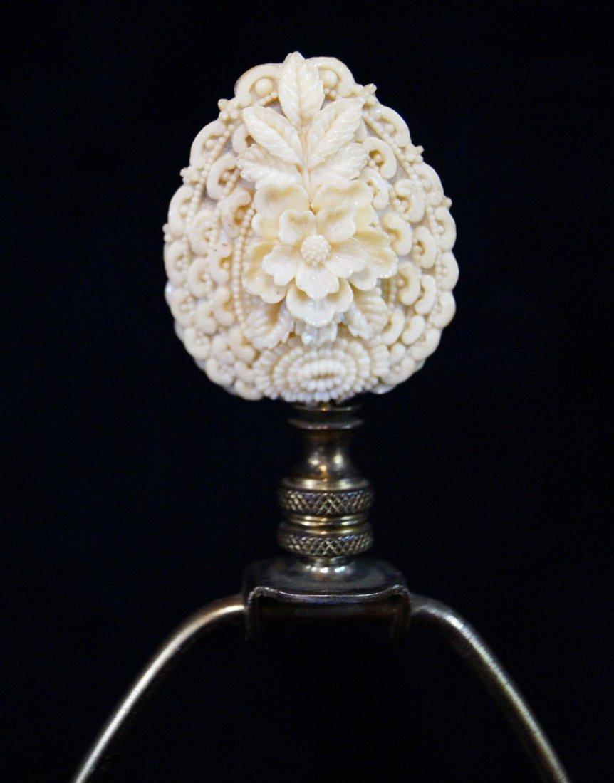 PR. CLOISONNE LAMPS - 8