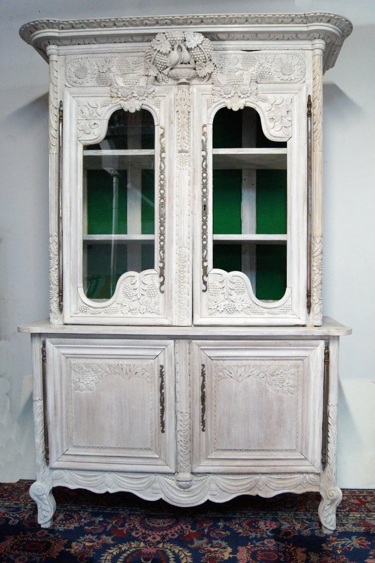 18TH/19TH C. FRENCH CABINET