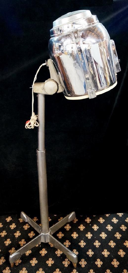 STANDING HAIR DRYER CUM FLOOR LAMP