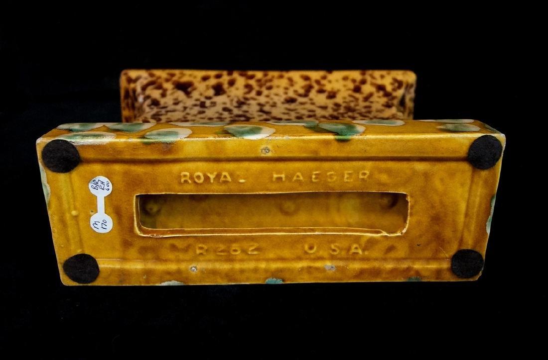 ROYAL HAEGER POTTERY VASE - 4
