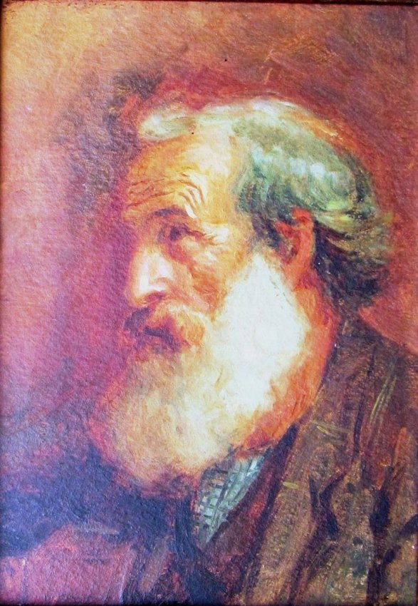 Portuguese paint - Jose Malhoa