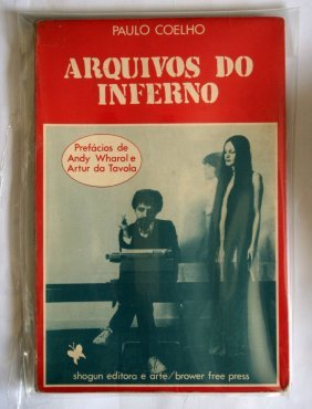 Paulo Coelho - Arquivos do Inferno - Extremely rare
