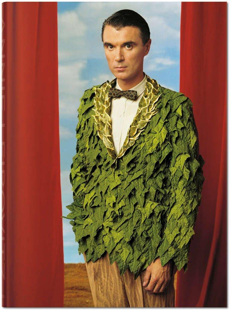 Annie Leibovitz David Byrne Limited Edition Taschen