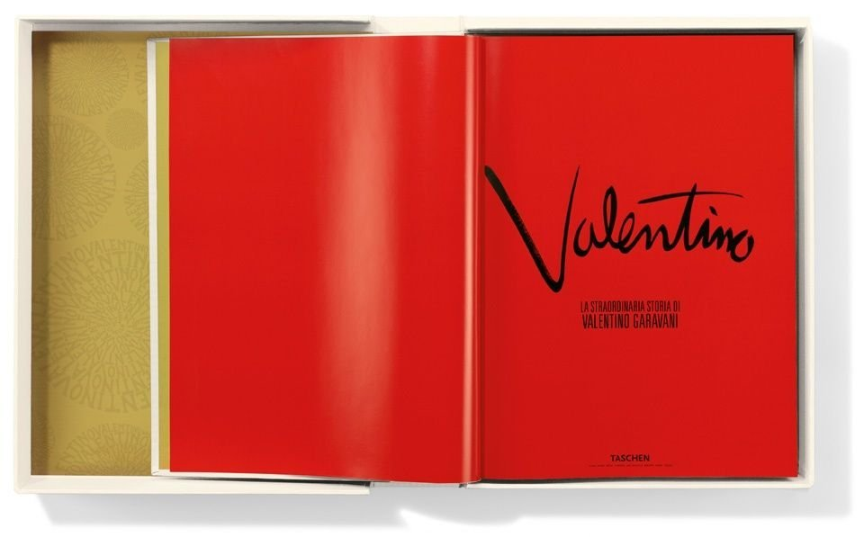 Valentino Garavani - Taschen limited edition