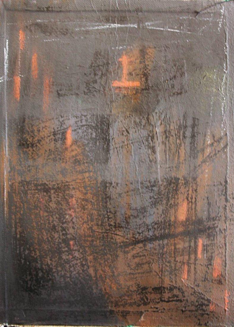 Fernando Zobel - Oil on canvas -