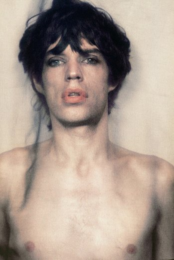 David Bailey - Mick Jagger - 1973