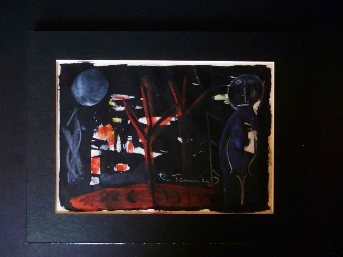 Rufino Tamayo - drawing on paper