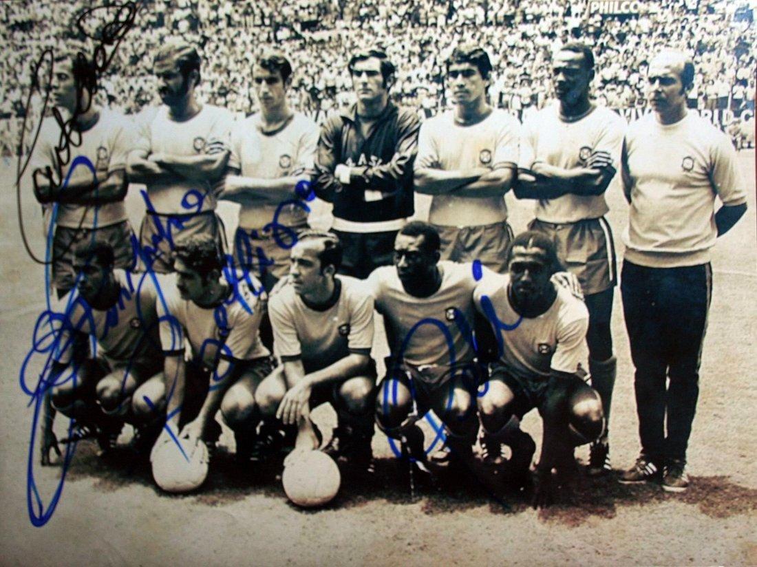 brazilian team 1970 world cup - Mexico