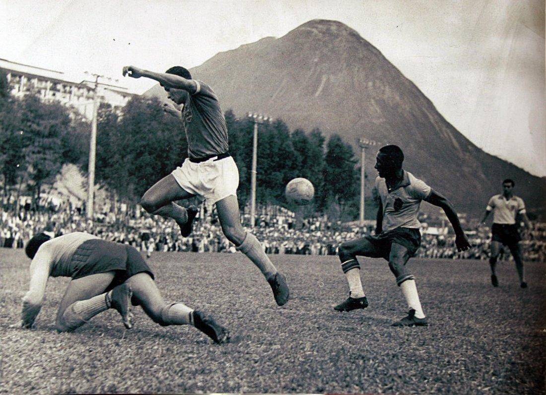 Brazilian team 1966