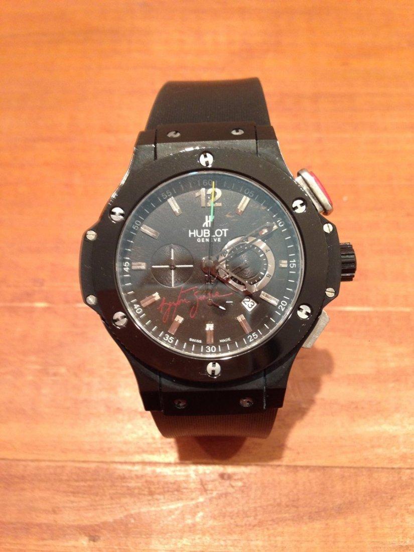 Hublot watch - Ayrton sennas's model